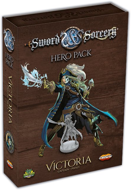 Sword & Sorcery: Hero Pack: Victoria