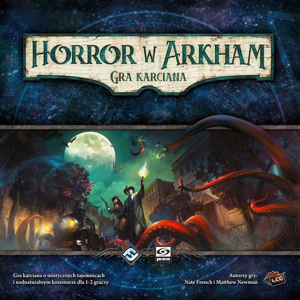 Horror w Arkham: Gra karciana - Zestaw Podstawowy