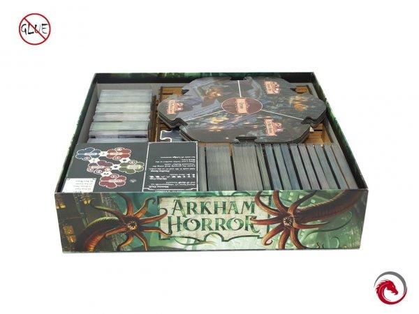 Insert do gry Horror w Arkham trzecia edycja