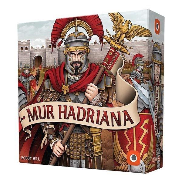 Mur Hadriana (edycja polska) pudełko