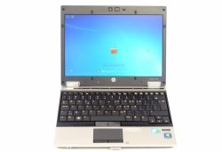 HP ELITEBOOK 2540p i7-630LM / 4GB / 80GB HDD / 12.1 / W7pro