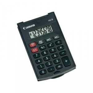 Kalkulator Canon AS-8 (4598B001)