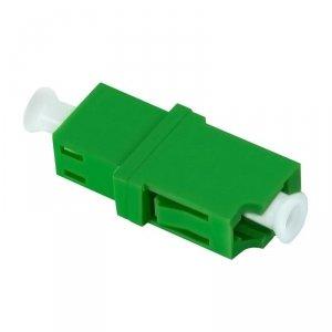 Adapter światłowodowy Qoltec LC/APC simplex SingleMode