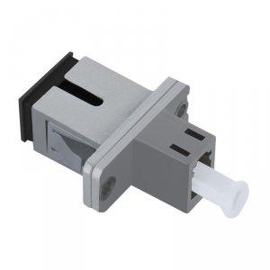 Adapter światłowodowy hybrydowy Qoltec LC/UPC-SC/UPC simplex MultiMode