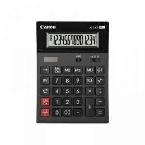 Kalkulator biurowy Canon AS-2400 Ciemnoszary