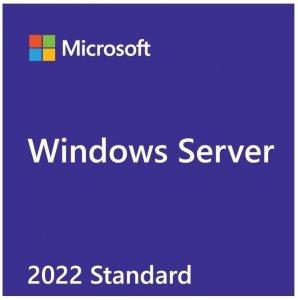 Oprogramowanie Windows Server Standard 2022 64Bit Polish DVD 16 Core