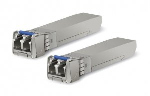 Moduł UBIQUITI UF-SM-10G Single-Mode 10Gb/s SFP+ 2xLC (2 szt.) OEM