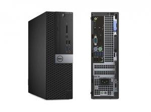 DELL KOMPUTER OPTIPLEX 7050 SFF i5-6500 8GB SSD256GB NVMe WIN10 - Poleasingowy
