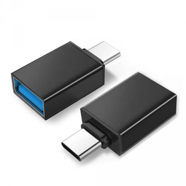Adapter OTG Maclean MCE470 USB A do USB C