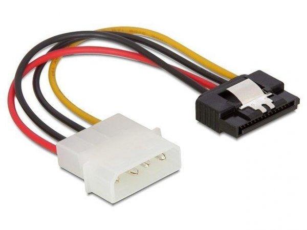 Kabel Delock SATA zasilający (M) -> Molex (M) 0,15m