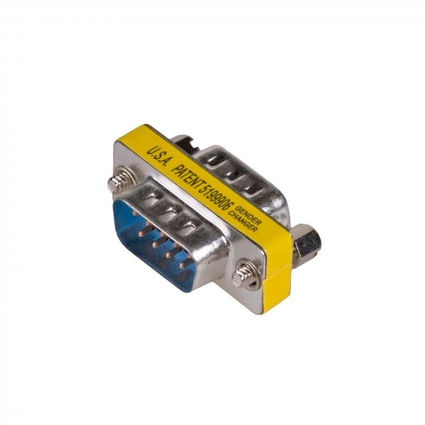 Adapter Akyga AK-AD-17 D-Sub 9-pin (M) - D-Sub 9-pin (M)