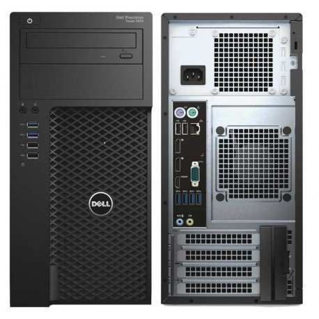 DELL Precision T3620 E3-1220 V5/32GB/512SSD+500GB/K2200 WIN10Pro
