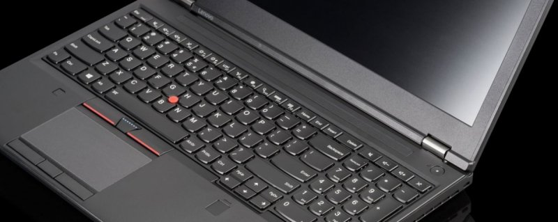 Notebook Lenovo ThinkPad P50 i7-6820HQ 16GB SSD256GB NVidia Quadro M1000M WIN10PRO