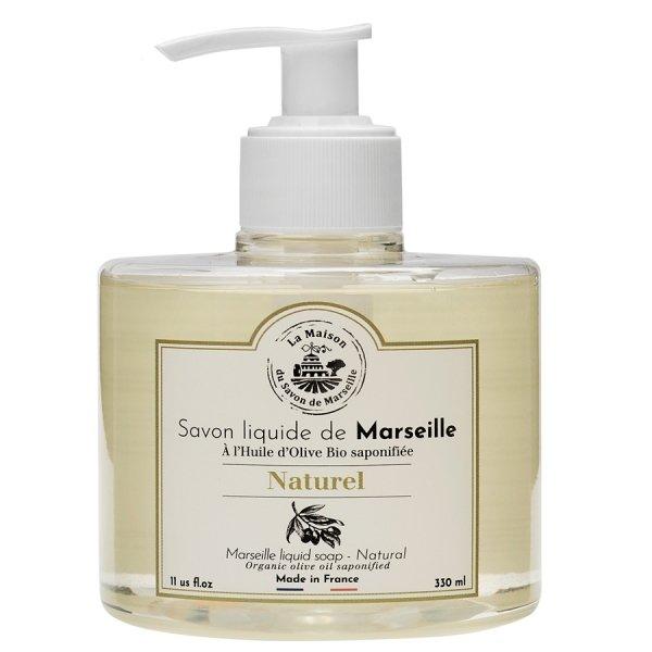 MARSEILLE LIQUID SOAP – Natural