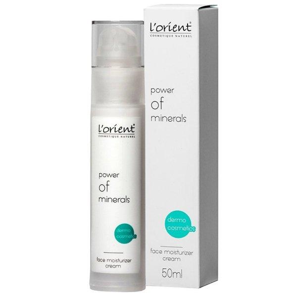 POWER OF MINERALS - deeply moisturizing day cream