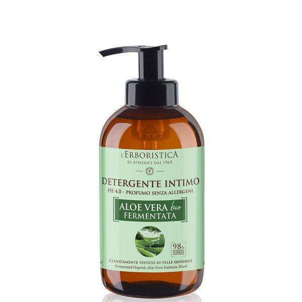 Płyn do higieny intymnej z organicznym aloesem