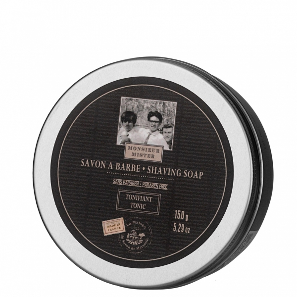Mydło do golenia z olejem arganowym