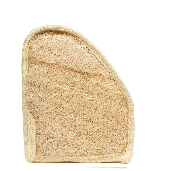 Rękawica do mycia i masażu loofah