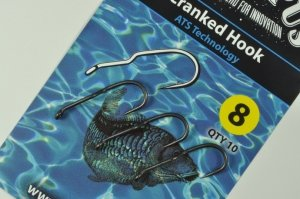 Carp'R'Us - Cranked Hook ATS Technology nr 6