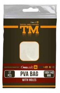 TM PVA Bag W/Holes 23pcs 50X100mm PROLOGIC 54488