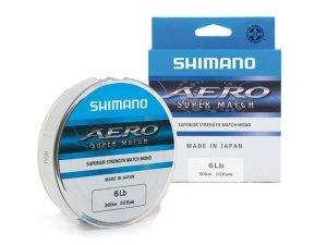 Shimano Aero Super Match 0,16 4lbs