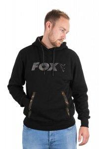 Fox Bluza BLACK/CAMO HOODY S CFX061