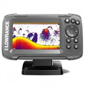 Echosonda z GPS Lowrance Hook2 4x