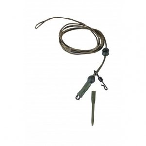 PROLOGIC ZESTAW HELICOPTER METAL CORE 80cm 45 lbs 3 szt 50146