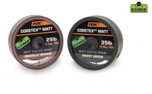 CAC431 FOX EDGES™ CORETEX™ MATT WEENDY GREEN 25lb
