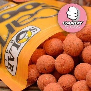 SOLAR Kulki Proteinowe Shelf Life Boilies Candy Floss 1kg