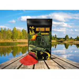 Method Mix Invader Truskawka 1kg