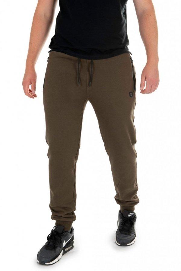 Fox Spodnie KHAKI/CAMO JOGGER XL CFX082
