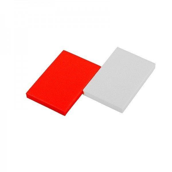 PIANKA Prologic FOAM TABLET RED & WHITE 49969