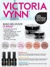 No.06 Ciemno-różowy kryjący żel budujący 15ml Victoria Vynn Cover Blush