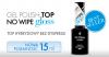 NOWOŚĆ Top Gloss No wipe 15 ML VICTORIA VYNN 8 ml  - Nabłyszczający bez przemywania