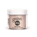 Puder do manicure tytanowy - GELISH DIP - Flirting With The Phantom 23 g - (1610159)