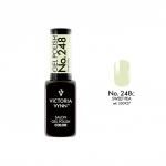 Lakier hybrydowy Gel Polish Color SWEET PEA nr 248 VICTORIA VYNN - 8 ml SPRING 2020