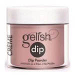 Puder do manicure tytanowy - GELISH DIP - Need A Tan 23g (1610854)