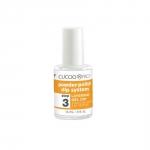 Manicure tytanowy krok 3 - Cuccio DIP - Klej warstwowy na pudry 14ml