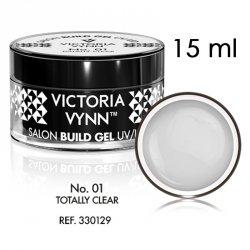 No.01 Przezroczysty żel budujący 15ml Victoria Vynn Clear