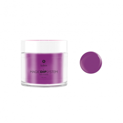Puder do manicure tytanowy 20g - KABOS Dip 31 Pure Purple