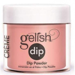 Puder do manicure tytanowego - GELISH DIP - Don't Worry, Be Brilliant 23g (1610152)