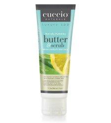 Peeling z masłem ALOES I LIMETKA 113 g - do ciała, dłoni i stóp