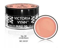 No.05 Cielisty kryjący żel budujący 50ml Victoria Vynn Cover Peach