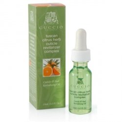 Oliwka do skórek Citrus Herb 15 ml Cuccio - rewitalizujące działanie