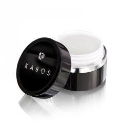 Żel budujący Kabos LUXURY GLOSS UV GEL ABSOLUTE WHITE 30ML