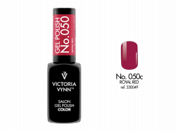 050 Royal Red Lakier Hybrydowy Victoria Vynn Gel Polish