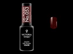 053  Burgundy Wine Lakier Hybrydowy Victoria Vynn Gel Polish