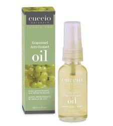 Odżywcza oliwka  do skórek, winogrono Cuccio 15 ml
