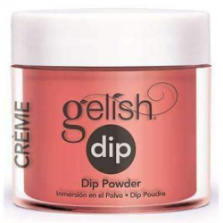 Puder do manicure tytanowy - GELISH DIP - Fairest Of Theam 23 g - (1610926)